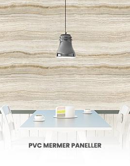 pvc mermer paneller
