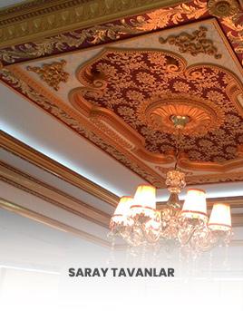 saray tavanlar