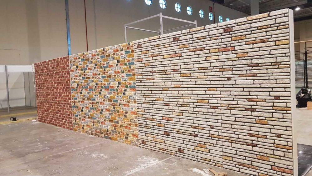 BR-503 Strafor Duvar Paneli