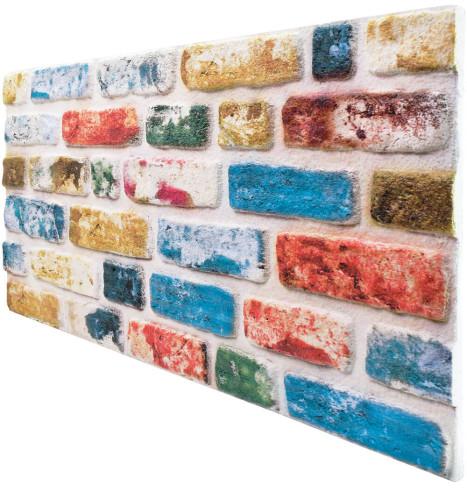 - BR-519 Strafor Duvar Paneli