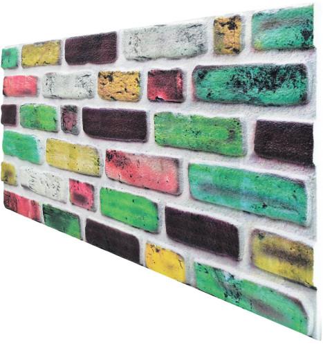 - BR-521 Strafor Duvar Paneli