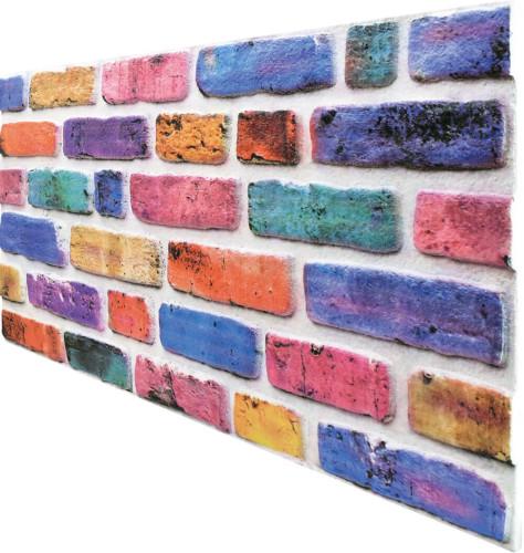 - BR-564 Strafor Duvar Paneli
