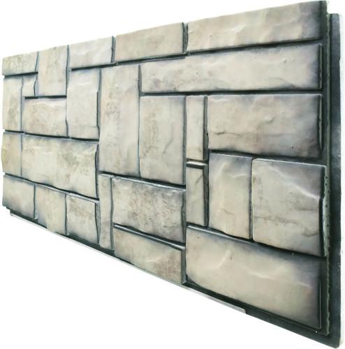 - DCS-402 Doğal Taş Strafor Dış Cephe Duvar Paneli