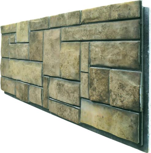 - DCS-403 Doğal Taş Strafor Dış Cephe Duvar Paneli