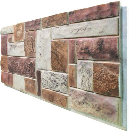 - DCS-404 Doğal Taş Strafor Dış Cephe Duvar Paneli