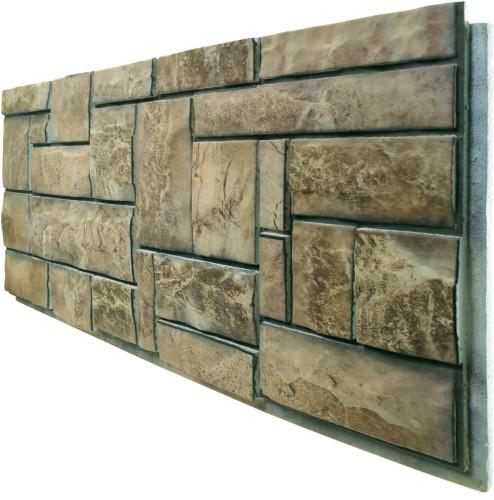 - DCS-405 Doğal Taş Strafor Dış Cephe Duvar Paneli