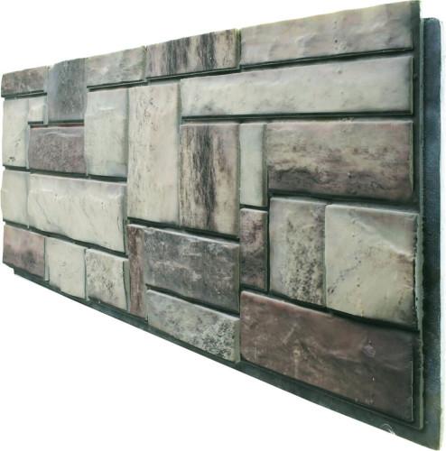 - DCS-406 Doğal Taş Strafor Dış Cephe Duvar Paneli