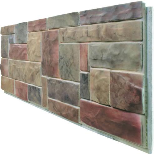 - DCS-407 Doğal Taş Strafor Dış Cephe Duvar Paneli