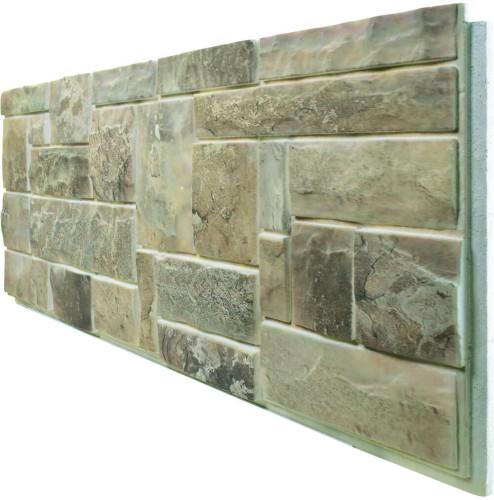 - DCS-408 Doğal Taş Strafor Dış Cephe Duvar Paneli