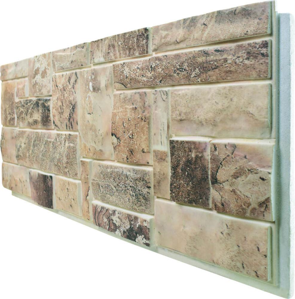 DCS-409 Doğal Taş Strafor Dış Cephe Duvar Paneli