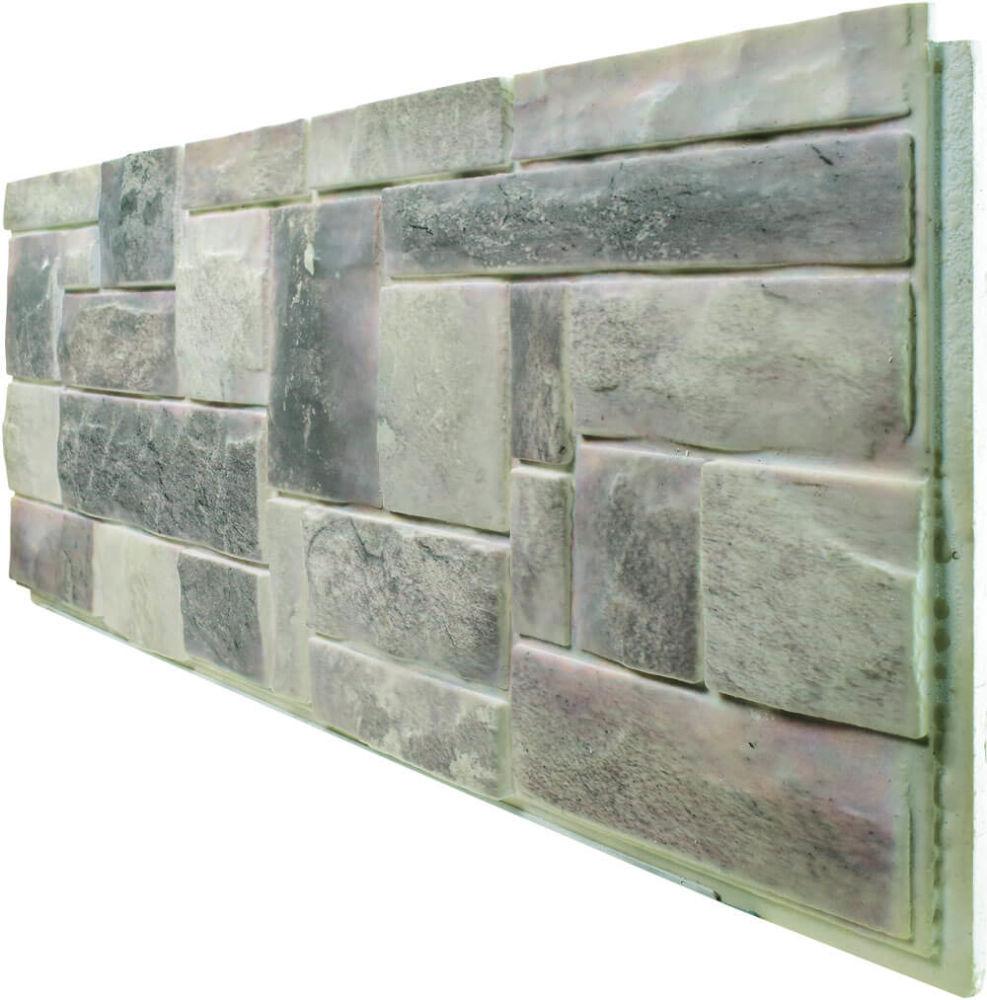DCS-410 Doğal Taş Strafor Dış Cephe Duvar Paneli