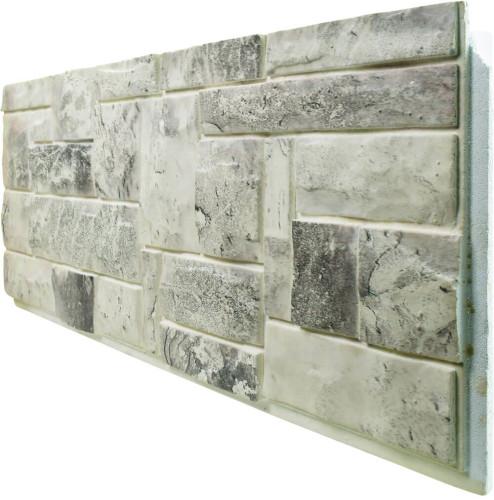 - DCS-412 Doğal Taş Strafor Dış Cephe Duvar Paneli