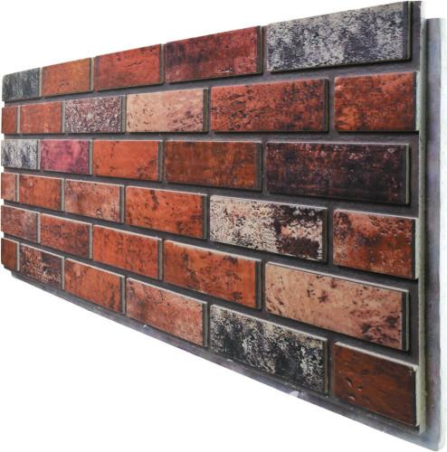 - DCT-501 Tuğla Strafor Dış Cephe Duvar Paneli
