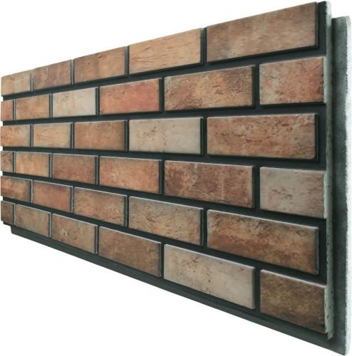 - DCT-502 Tuğla Strafor Dış Cephe Duvar Paneli