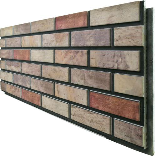 - DCT-504 Tuğla Strafor Dış Cephe Duvar Paneli