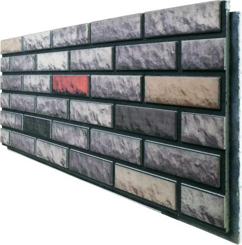 - DCT-505 Tuğla Strafor Dış Cephe Duvar Paneli
