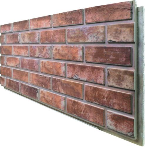 - DCT-508 Tuğla Strafor Dış Cephe Duvar Paneli