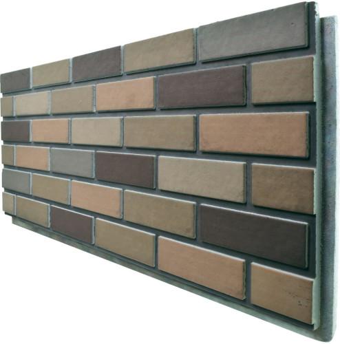 - DCT-509 Tuğla Strafor Dış Cephe Duvar Paneli