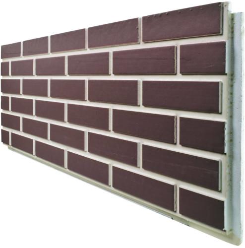 - DCT-511 Tuğla Strafor Dış Cephe Duvar Paneli