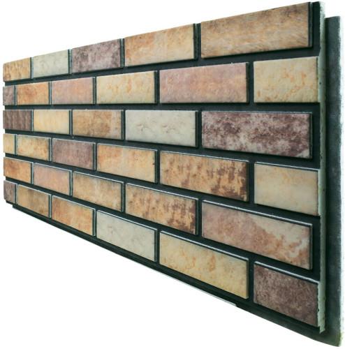 - DCT-512 Tuğla Strafor Dış Cephe Duvar Paneli