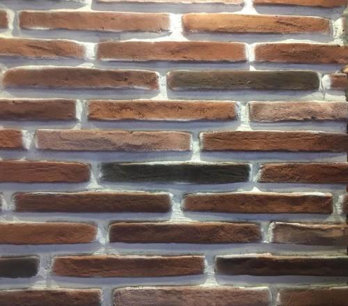 - DF-1405 Tuğla Fiber Duvar Paneli
