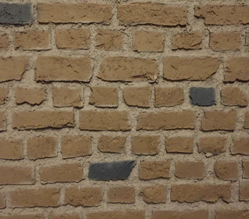 - DF-1611 Tuğla Fiber Duvar Paneli