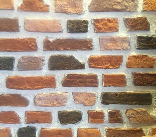 - DF-1614 Tuğla Fiber Duvar Paneli