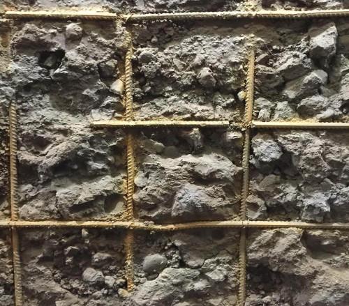 - DF-1703 Beton Fiber Duvar Paneli