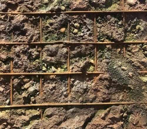 - DF-1705 Beton Fiber Duvar Paneli