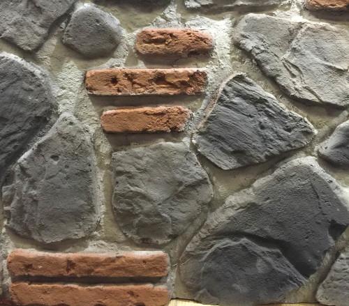 - DF-1901 Taş Fiber Duvar Paneli