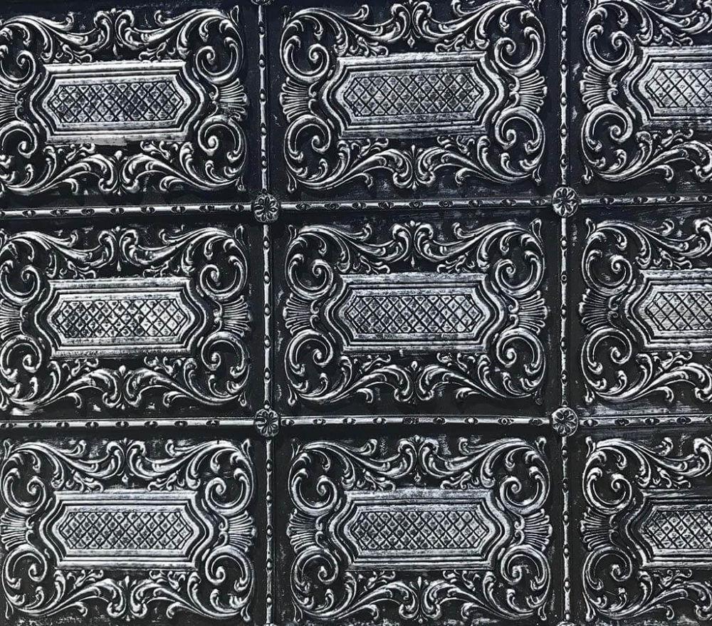 DF-2901 Karo Fiber Duvar Paneli