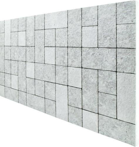 - DZ-860 Strafor Duvar Paneli
