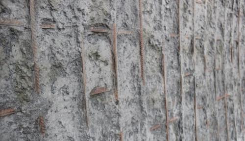 - F-021-1 Demirli Beton Fiber Duvar Paneli