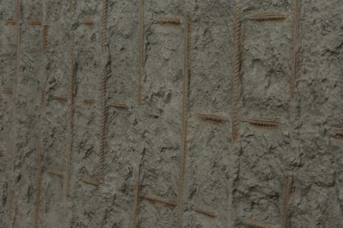 - F-021-2 Demirli Beton Fiber Duvar Paneli