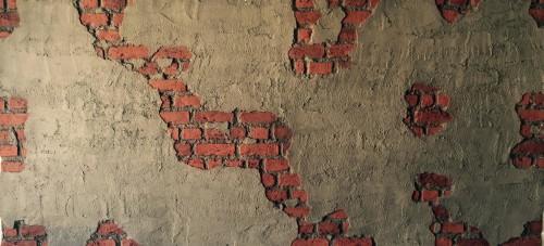 - F-022-2 Tuğla Beton Fiber Duvar Paneli