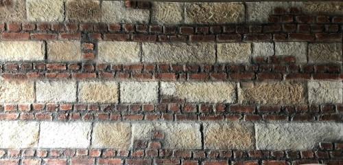 - F-037-1 Kerpiç Tuğla Fiber Duvar Paneli