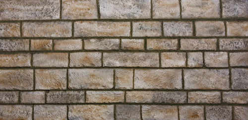 - F-013-2 Kerpiç Taş Fiber Duvar Paneli