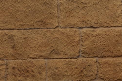 - F-013-3 Kerpiç Taş Fiber Duvar Paneli