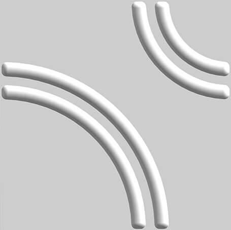 - PB-11 Boyanabilir PVC Panel