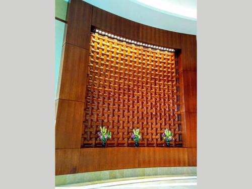 - PI-1 Işık Geçiren PVC Panel - Bronz