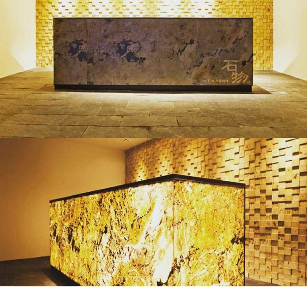 THN-2002 Işık Geçiren Taş Panel