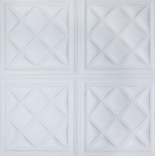 - TSD-06 Kendinden Yapışkanlı Deri Sünger Duvar Paneli